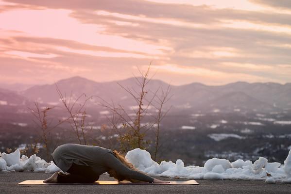 2018 13 Days of Yoga