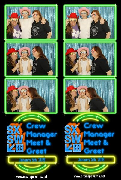 Crew Manager Meet & Greet 2019
