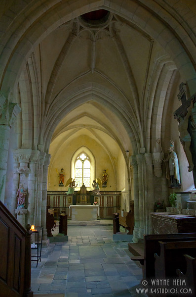 Church in Normandy 6  Photography by Wayne Heim