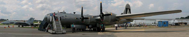 B29 at Southern Museum of Flight