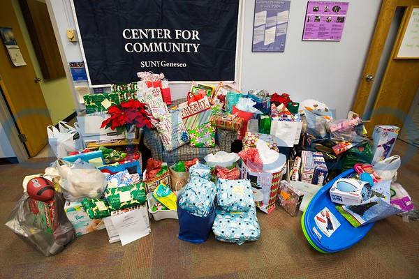 Center for Community Gift Drive