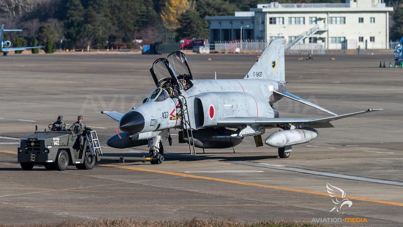 JASDF 301 Hikotai / McDonnell Douglas F-4J Phantom II / 17-8437