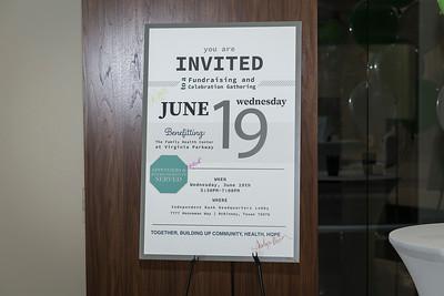 KDC Family Health Center Reception