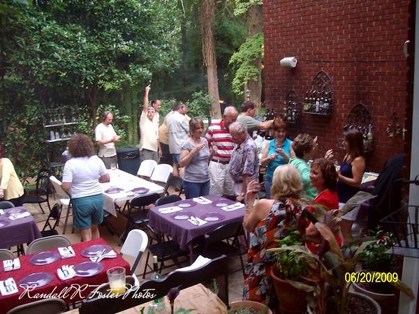 Cyndie's Birthday Party 6 20 09