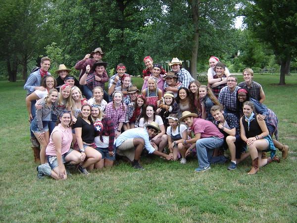 IAJHSC 2018 Summer Leadership Camp