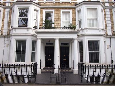 London - Philbeach Gardens Apartment