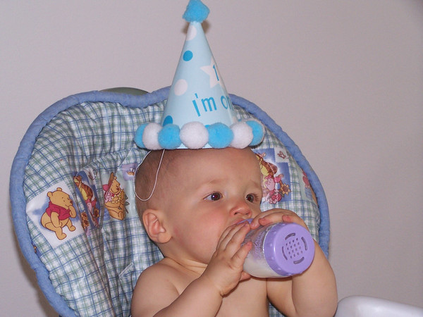 Parker's First BDay 2006