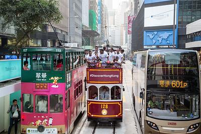 HK Sevens Tram Party - HKTB - 6 April, 2016