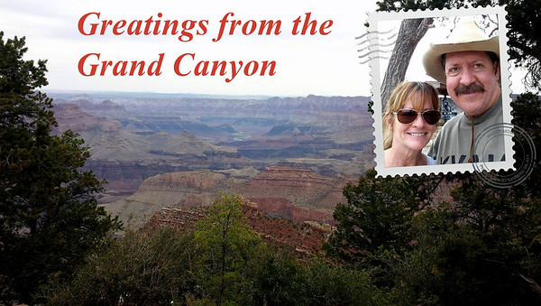 Grand Canyon May 2014