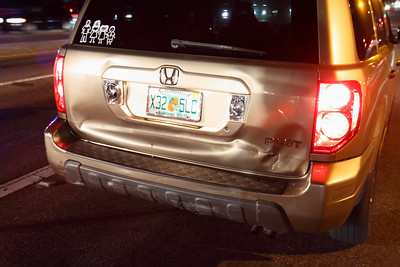 My First Traffic Accident 2009