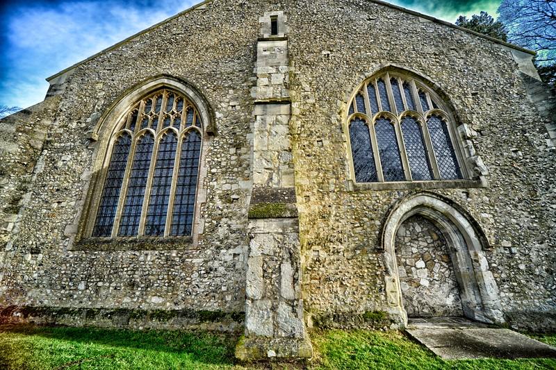 Alton Church, Hampshire.