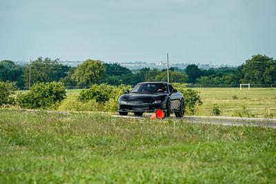 1 Black Mazda RX7