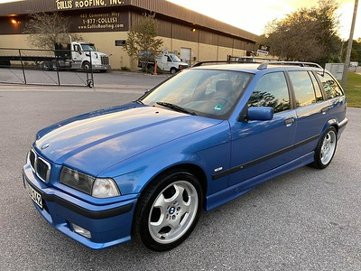 1996 BMW 323iT Estoril Individual