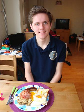 Thomas is 21