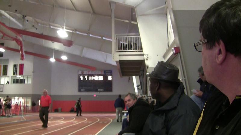 2014 Centerville HS Indoor Track - Girls