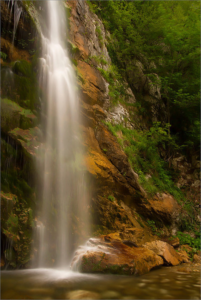 Upper Beri waterfall