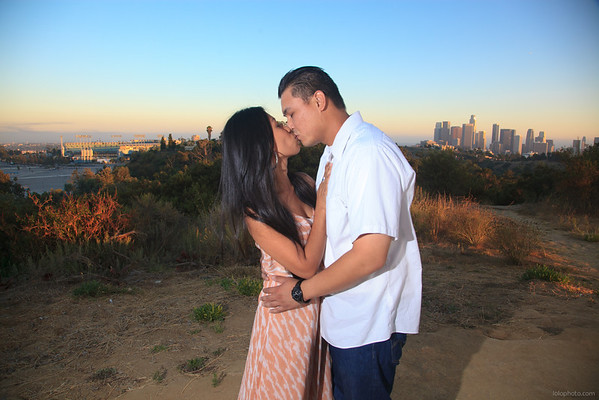 Chris and Araceli's Engagement Session (Part 2)