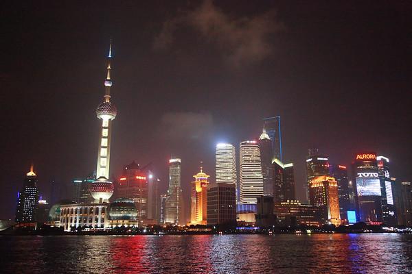 Shanghai night - Shanghai, China