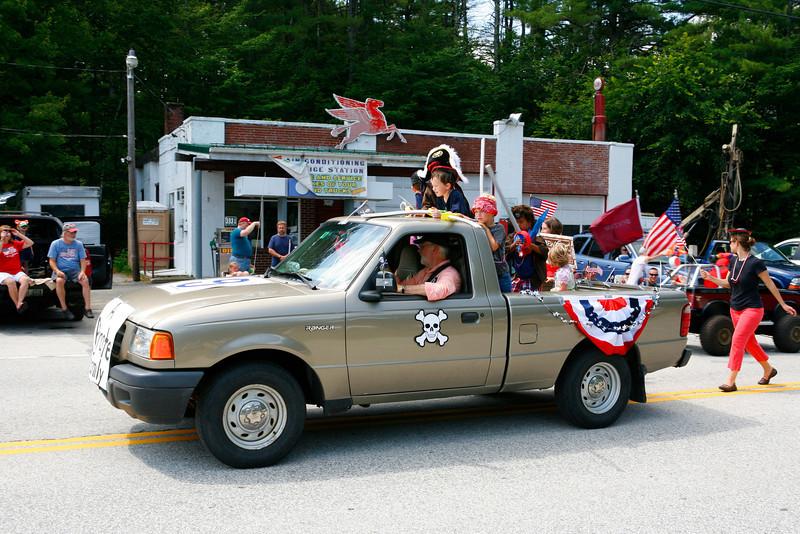 New Boston, NH 4th of July Parade