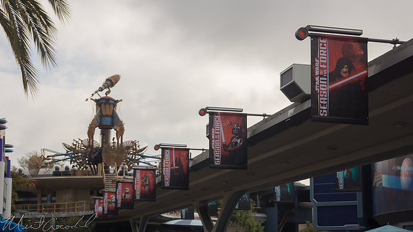 Disneyland Resort, Disneyland, Tomorrowland, Season Of The Force, Season, Force, Star Wars, Rouge One