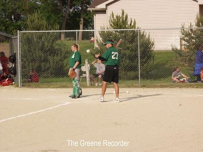 Softball vs Riceville