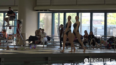 E14 Junior Duet Finals Competition 2015 U.S. Open Synchronized Swimming Championships - Takeitlive.tv Livesynchro Channel
