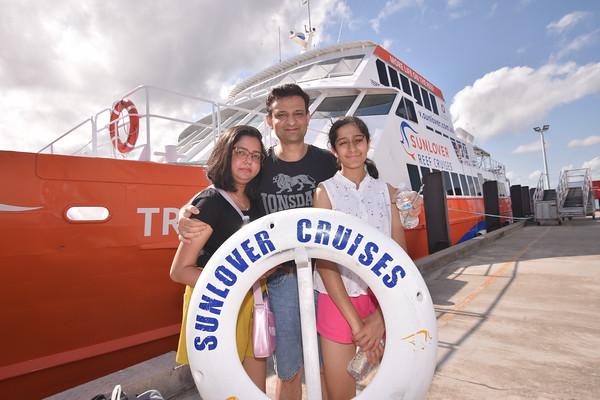 Sunlover Cruises 24th November 2019