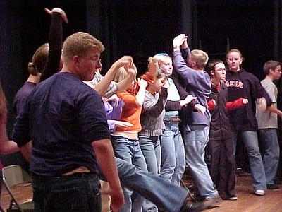 Shrewsbury High School... December 7, 2001