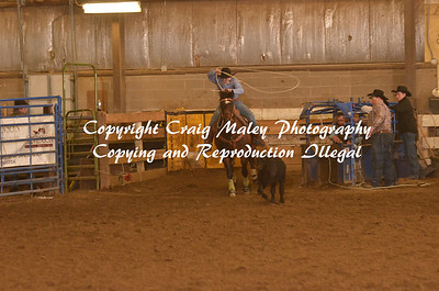 Tie Down Roping Short Go