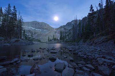Trip Report: Day trip to Lake Agnes, Colorado