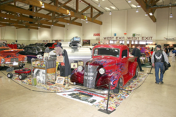 Salem Roadster Show 2008