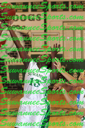 Suwannee vs Rickards High School - 2013-14