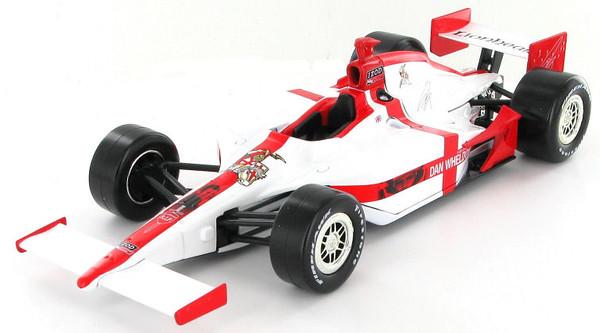 Indy - 2011 - Dan Wheldon (Tribute)