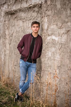Jake Hoover - senior