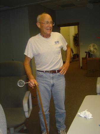 2008/12/19 Dan - Retires from SPS