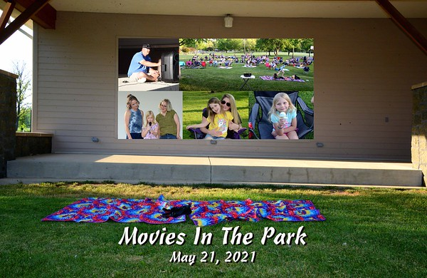 Movies In The Park May 2021