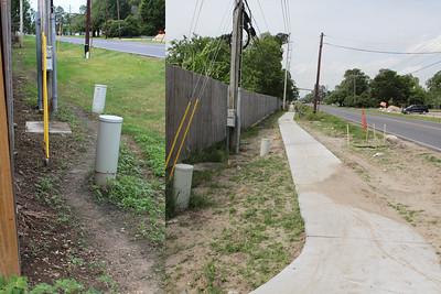 Gardere Sidewalk Project