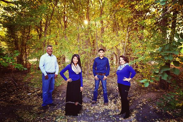 Acosta Family 2013