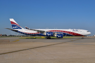Arik Wings of Nigeria (Arik Air)