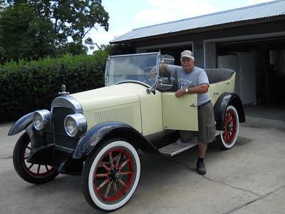 1922 Velie Model 58 Touring Car