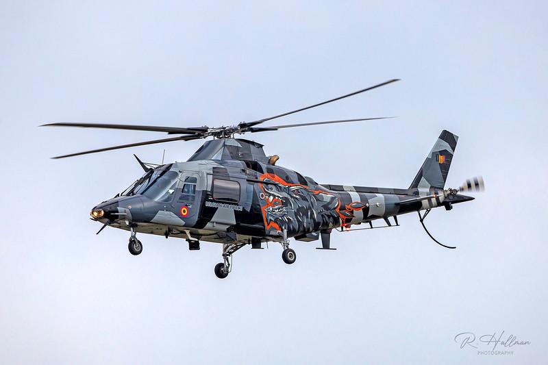 Agusta A109BA Hirundo
