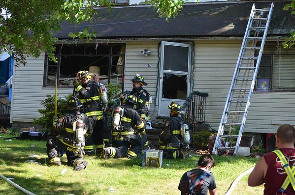 07/19/15 - New Milford, NJ - Basement Fire
