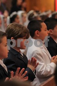 2014 Communion Candids 9AM