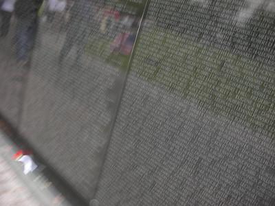 Vietnam Memorial DC 2007