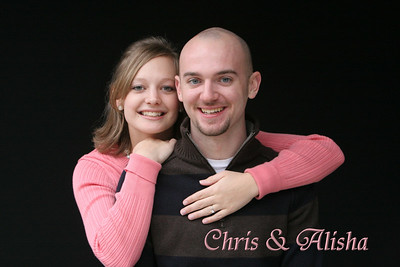 Chris & Alisha - Engaged