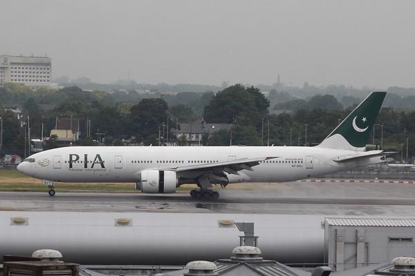 PIA Pakistan International Airlines (PK)