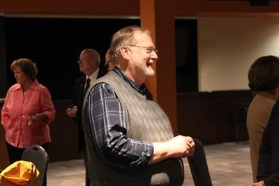 Dr. Kuchinsky's Retirement Reception
