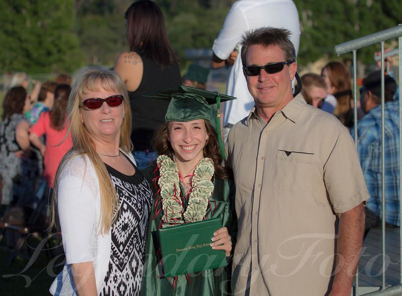 Megan, Char, and Tony