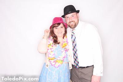 Erin & Drew Hohman Wedding