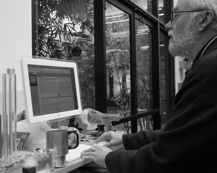 Bill Moggridge, Palo Alto 2009